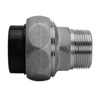 Фитинги Praher Adaptor union metric/BSP